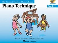 Mona  Rejino: Piano Technique Book 1 (Book/CD)