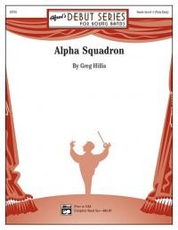 Greg Hillis: Alpha Squadron
