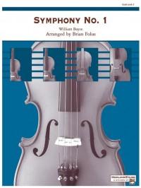 William Boyce: Symphony No. 1