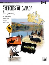 Peter Jancewicz: Sketches of Canada
