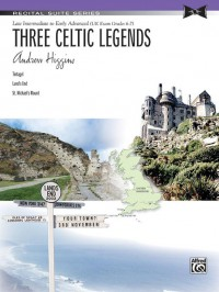 Andrew Higgins: Three Celtic Legends