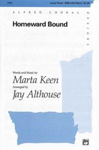 Marta Keen: Homeward Bound SAB