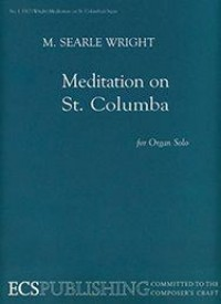 Searle Wright: Meditation on St. Columba