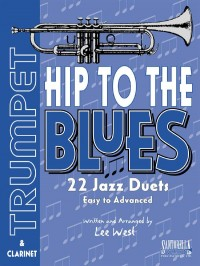Hip To The Blues Trumpet Duets Bk & Cd