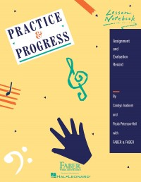 Carolyn Inabinet / Paul Peterson-Heil: Practice And Progress Lesson Notebook
