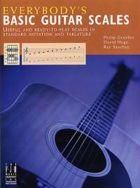 P. Groeber: Everybody Basic Guitar Scales