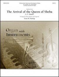 Georg Friedrich Händel_Scott Hyslop: Sinfonia from The Arrival of the Queen of Sheba