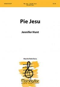 Jennifer Hunt: Pie Jesu