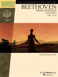 Ludwig Van Beethoven: Piano Sonatas - Volume 1
