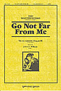 Niccolo Zingarelli: Go Not Far From Me