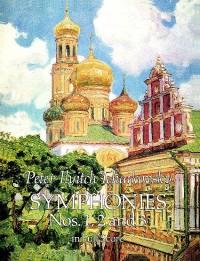 P.I. Tchaikovsky: Symphonies Nos. 1, 2 And 3