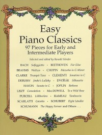Herder: Easy Piano Classics 97 Pieces For Early