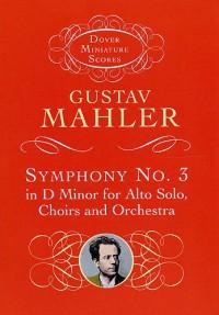 Mahler, G: Symphony No.3