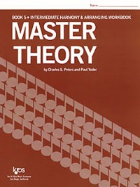 Charles Peters_Paul Yoder: Master Theory, Book 5