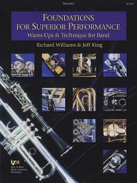 Richard Williams_Jeff King: Foundations for Superior Performance (Trumpet)