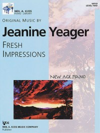 Jeanine Yeager: Fresh Impressions Level 2