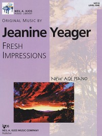 Jeanine Yeager: Fresh Impressions Level 1