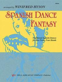 Winifred Hyson: Spanish Dance Fantasy