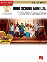 High School Musical – Selections (Alto Saxophone)