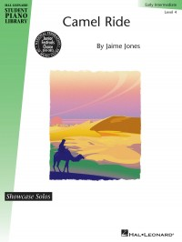 Jaime Jones: Camel Ride