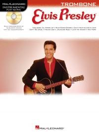 Hal Leonard Instrumental Play-Along: Elvis Presley (Trombone)