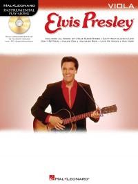 Hal Leonard Instrumental Play-Along: Elvis Presley (Viola)