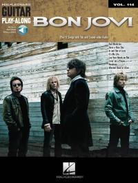 Guitar Play-Along Volume 114: Bon Jovi (Book/Online Audio)