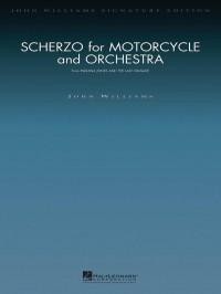 John Williams: Scherzo for Motorcycle and Orchestra (from Indiana Jones and the Last Crusade)