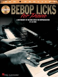 Bebop Licks For Piano -