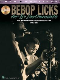 Bebop Licks For B Flat Instruments
