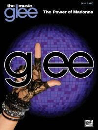 Glee: The Power of Madonna - Easy Piano