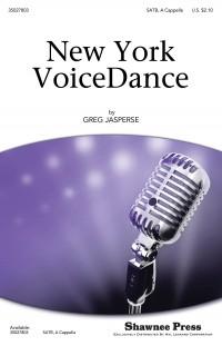 Greg Jasperse: New York VoiceDance