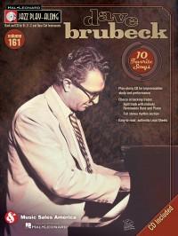 Jazz Play-Along Volume 161: Dave Brubeck