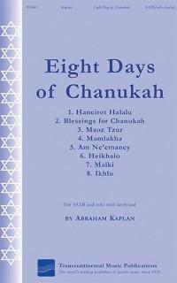 Abraham Kaplan: Eight Days of Chanukah