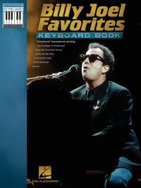 Billy Joel: Favorites - Keyboard Book