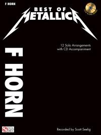 Metallica: Best Of - F Horn