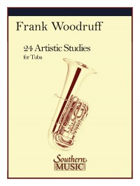 Frank Woodruff: Twenty- Four ( 24) Artistic Studies