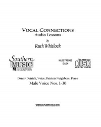 Ruth Whitlock: Male Cd For Vocal Connections