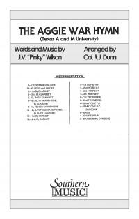 WILSON: Aggie War Hymn