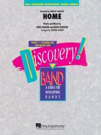 Greg Holden, Drew Pearson: Home