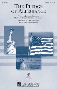 Francis Bellamy_Laurie Angela Hochman: The Pledge of Allegiance