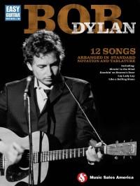 Bob Dylan – Easy Guitar Tab