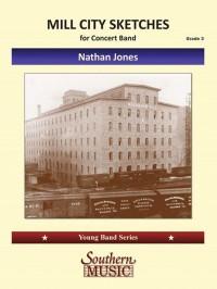 Nathan Jones: Mill City Sketches