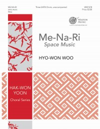 Hyo-Won Woo: Me-Na-Ri (Space Music)
