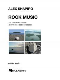 Alex Shapiro: Rock Music
