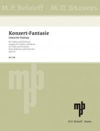Rimsky-Korsakov, N: Concerto Fantasy op.33