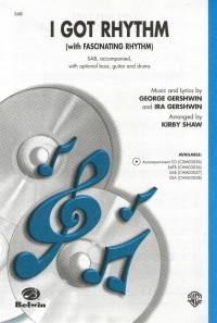 George Gershwin: I Got Rhythm SSA