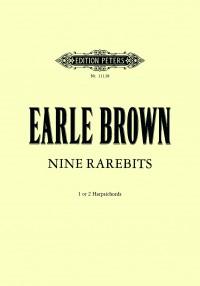 Brown, Earle: Nine Rarebits