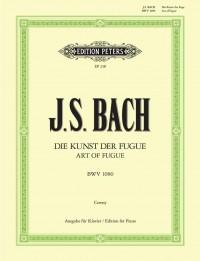 Bach, J.S: The Art of Fugue BWV 1080
