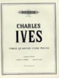 Ives, C: 3 Quarter-Tone Pieces